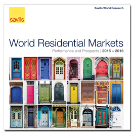 Savills World Residential Markets