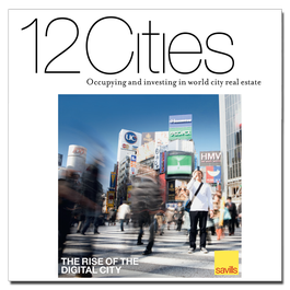 Savills 12 Cities